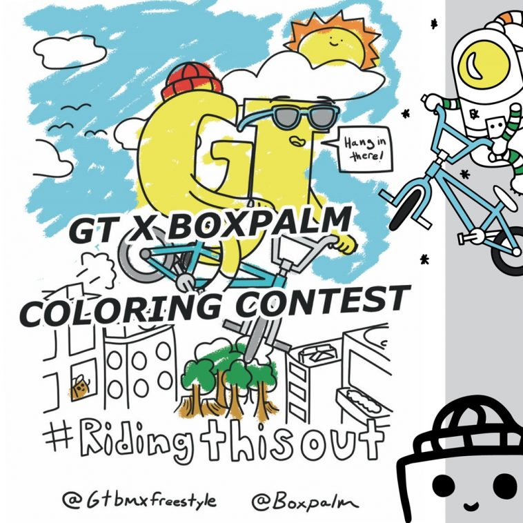 Gt Bikes art contest