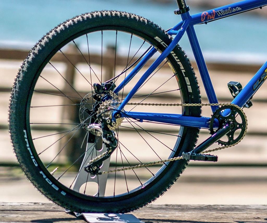 cecil johns tribute mtb bike