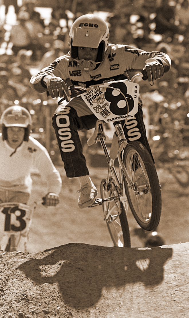 cecil johns boss racing 80s bmx
