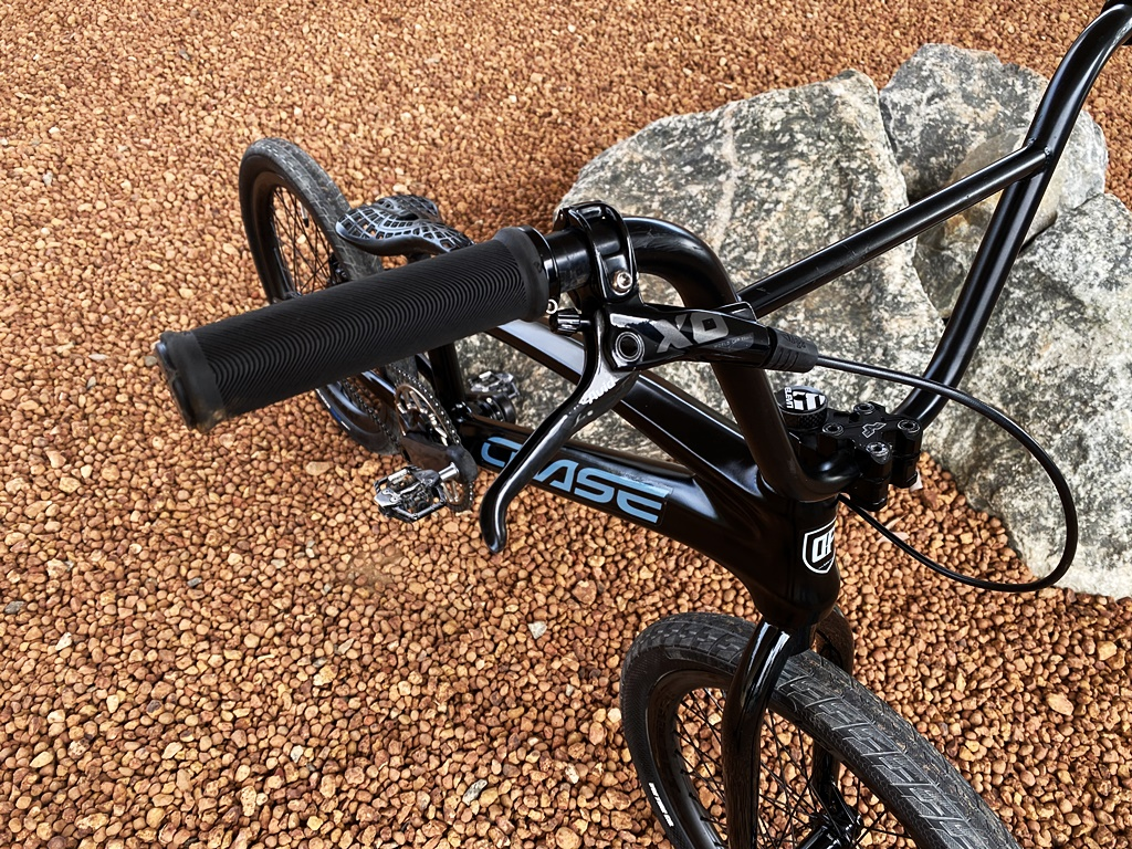 Sram XO with Carbon lever