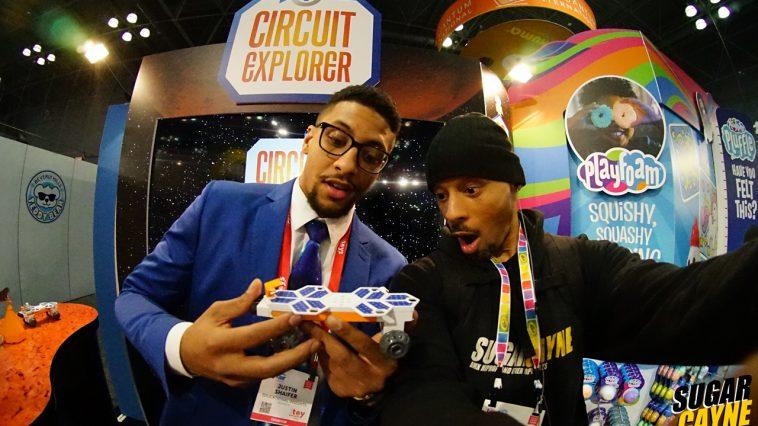 circuit explorer, toy fair