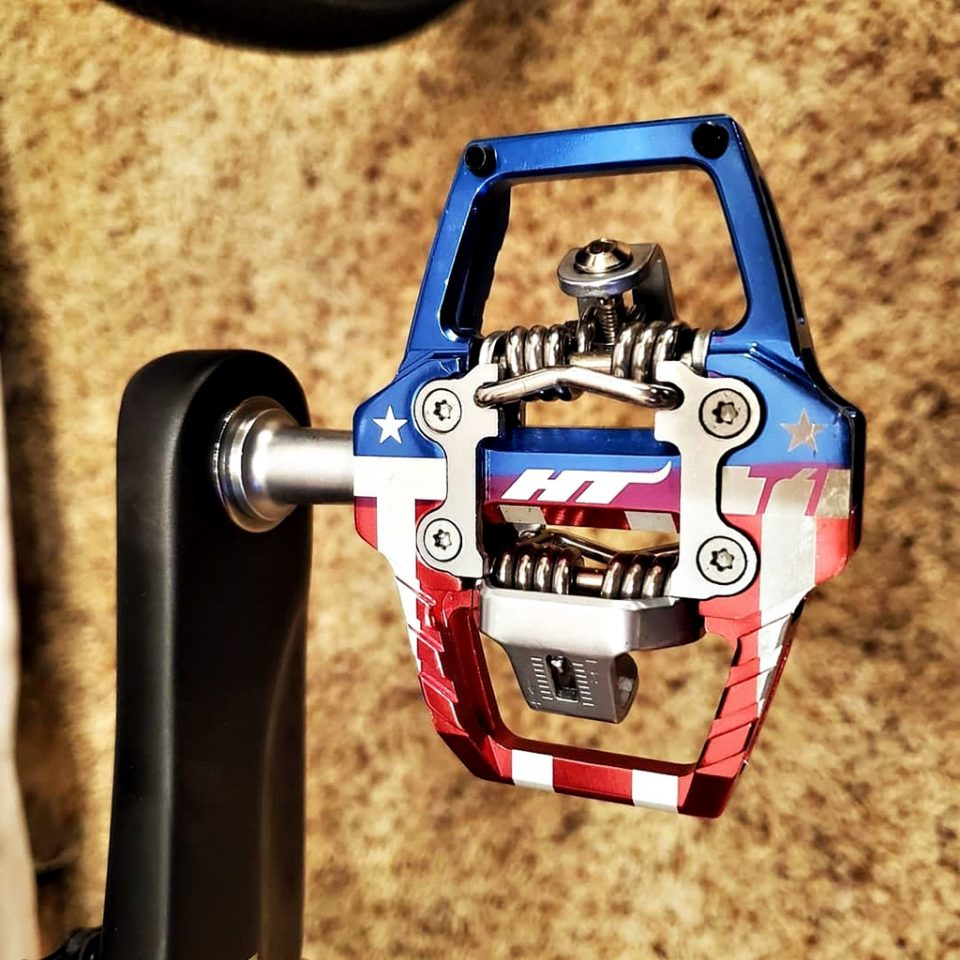 glory pedals