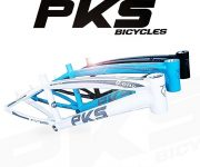 pks bicycles b one bmx frame