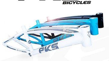 pks bicycles b one bmx frame
