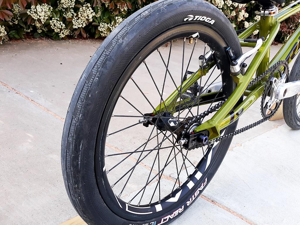 Remix Carbon wheels