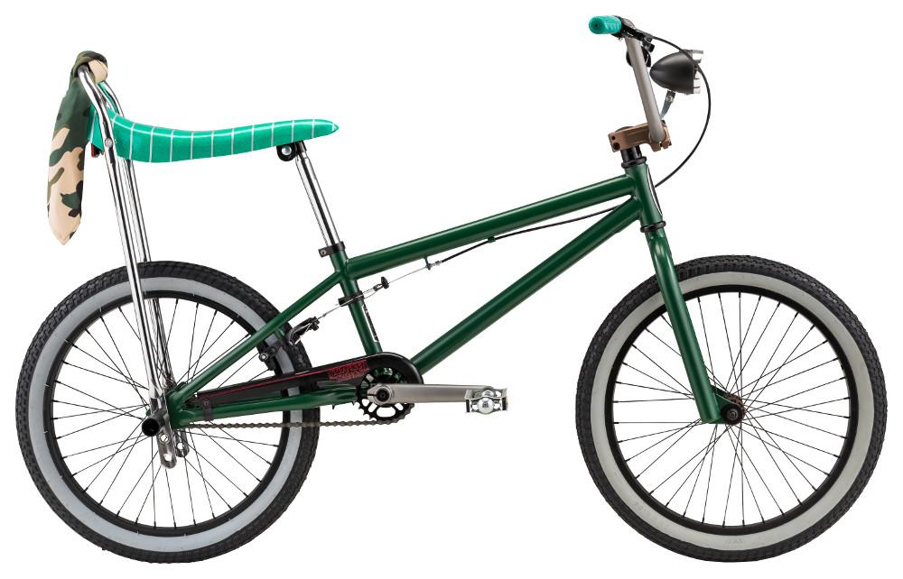 stranger things lucas bmx bike