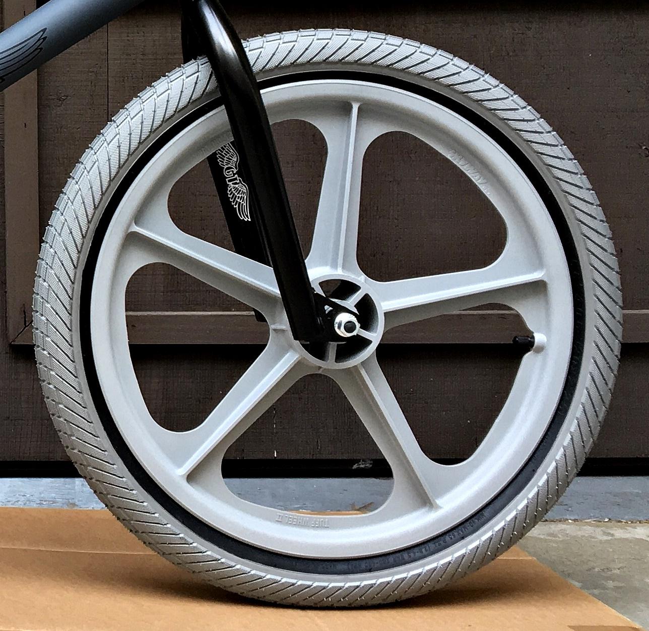 skyway tuff wheels white