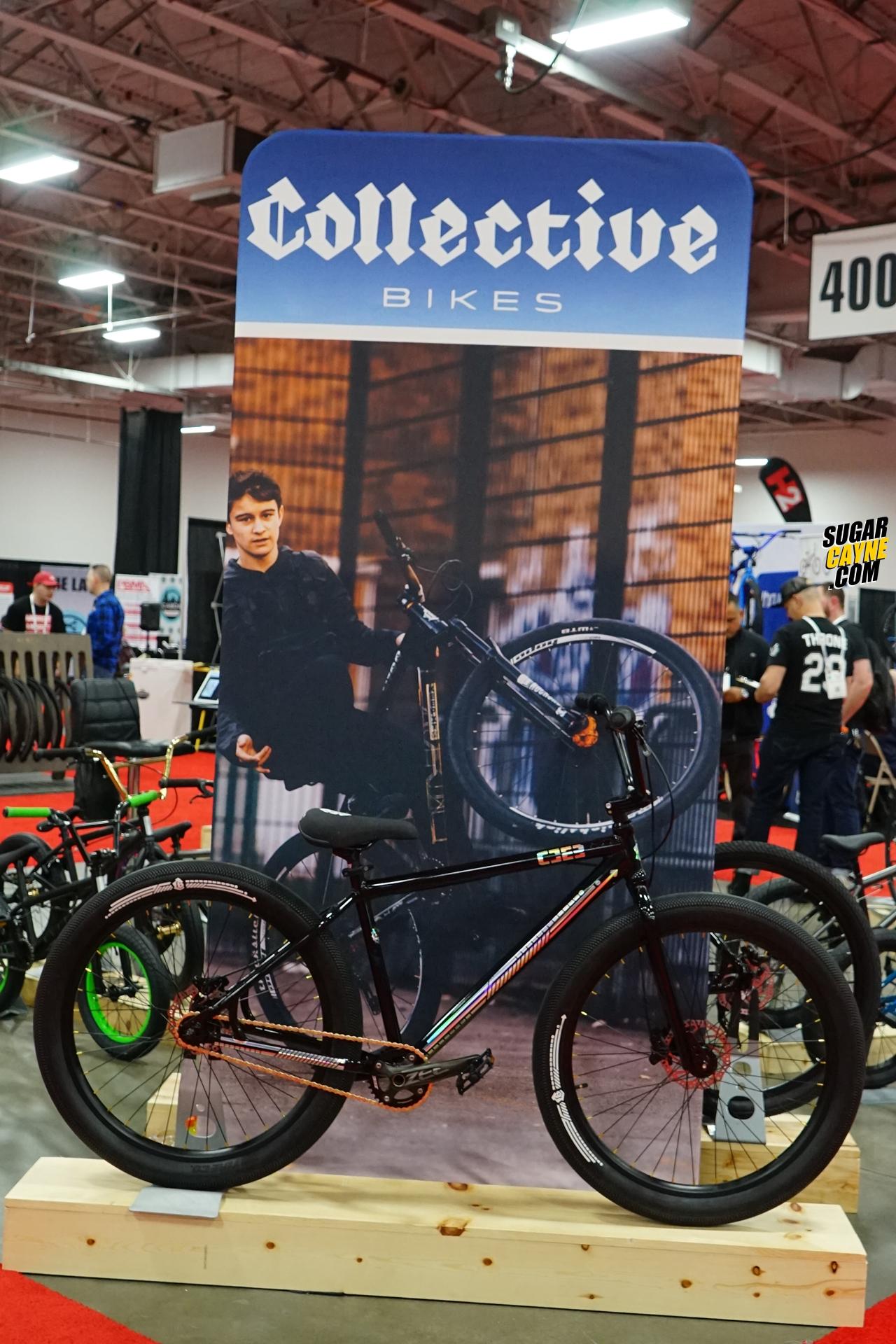 cabda, collective bikes C2