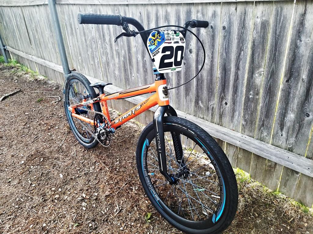 staats expert xl bmx bike