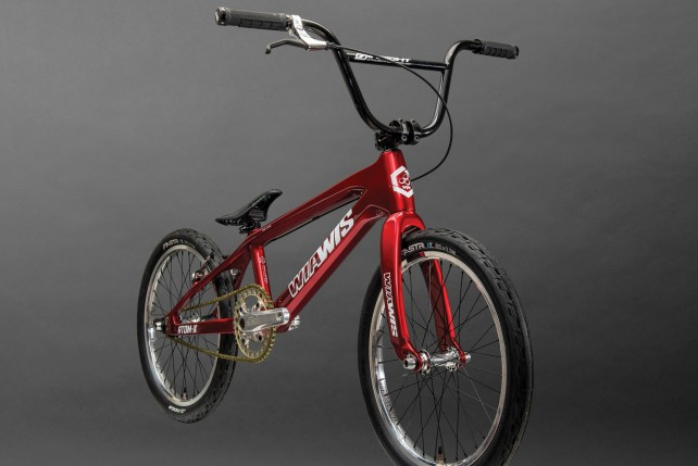 wiawis atox-x bmx bike red