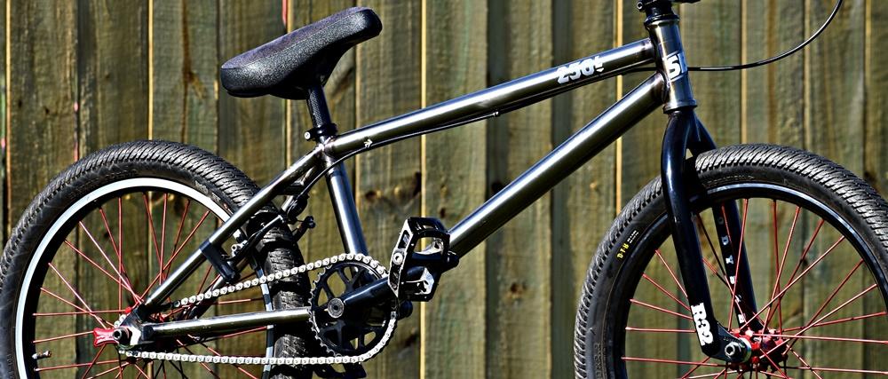 standard 250L BMX Trail bike