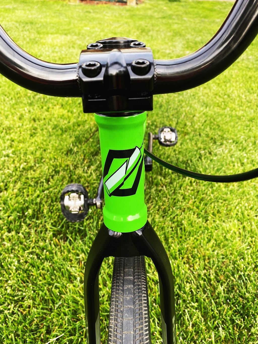 TNT C-Four head tube