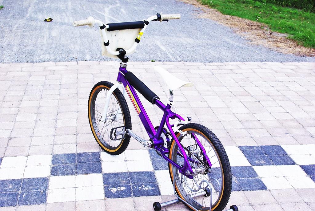 nomura racing bmx bike