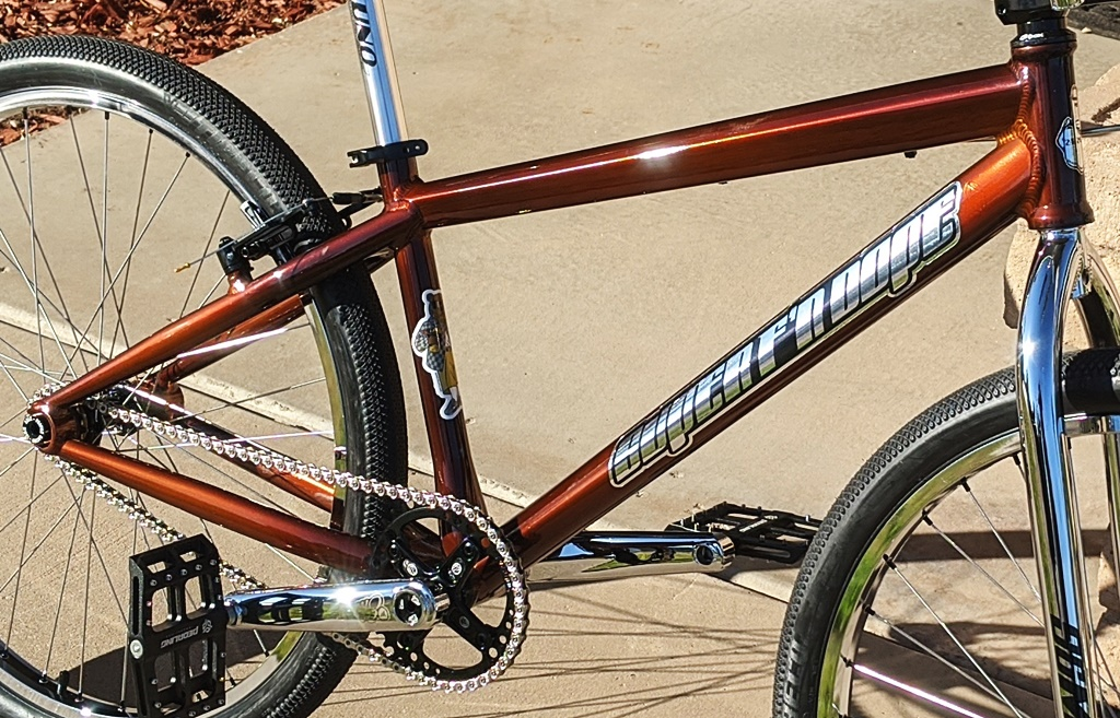 Supercross bmx Envy V5 26