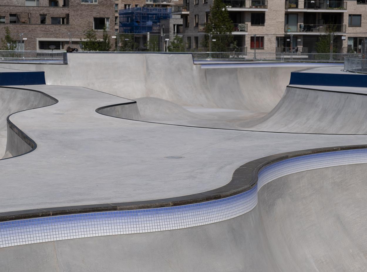 Zeeburgereiland skatepark