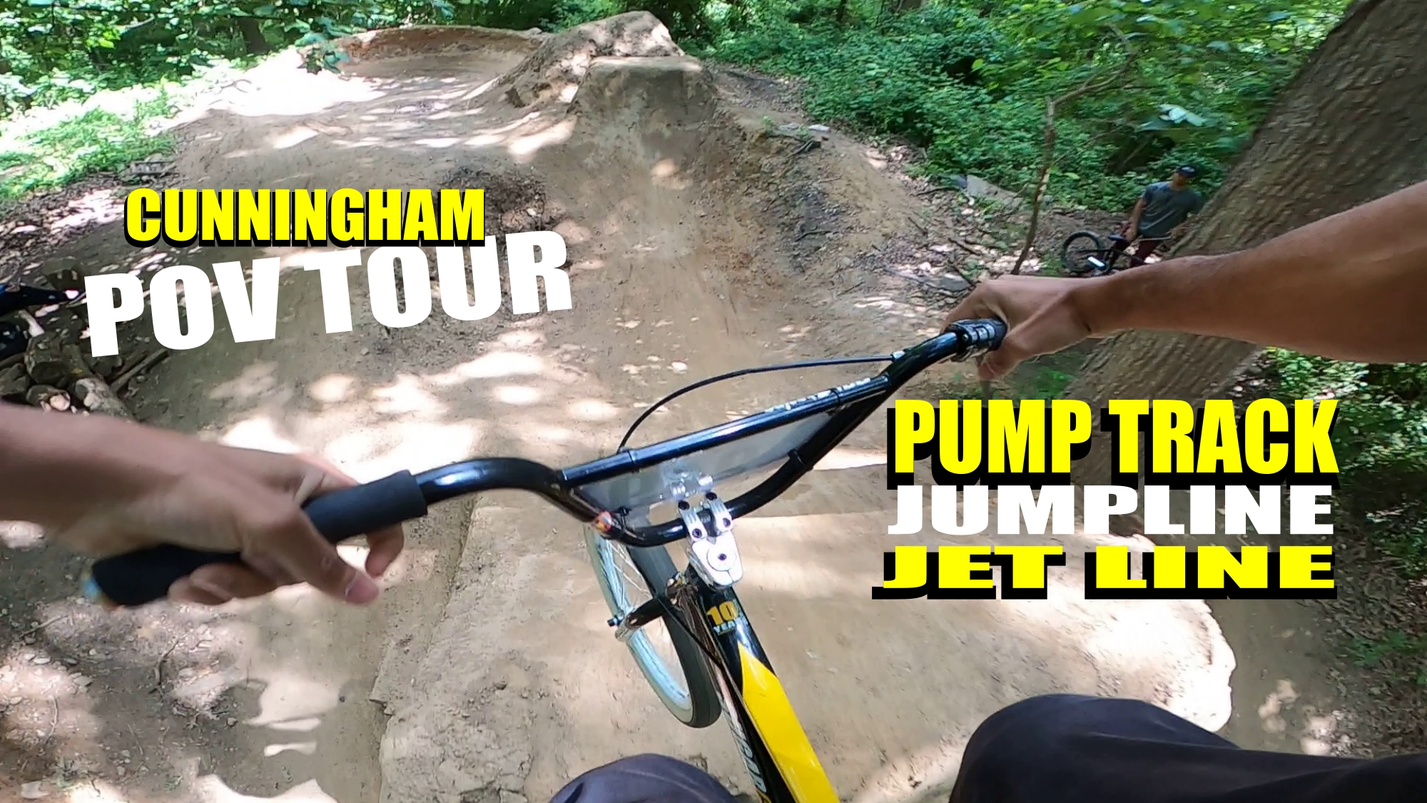 Cunningham trails pov