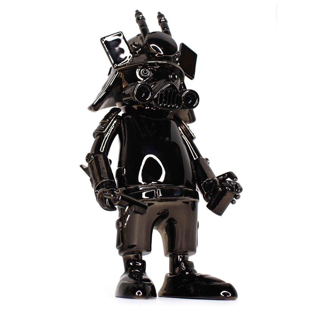dr76 black chrome