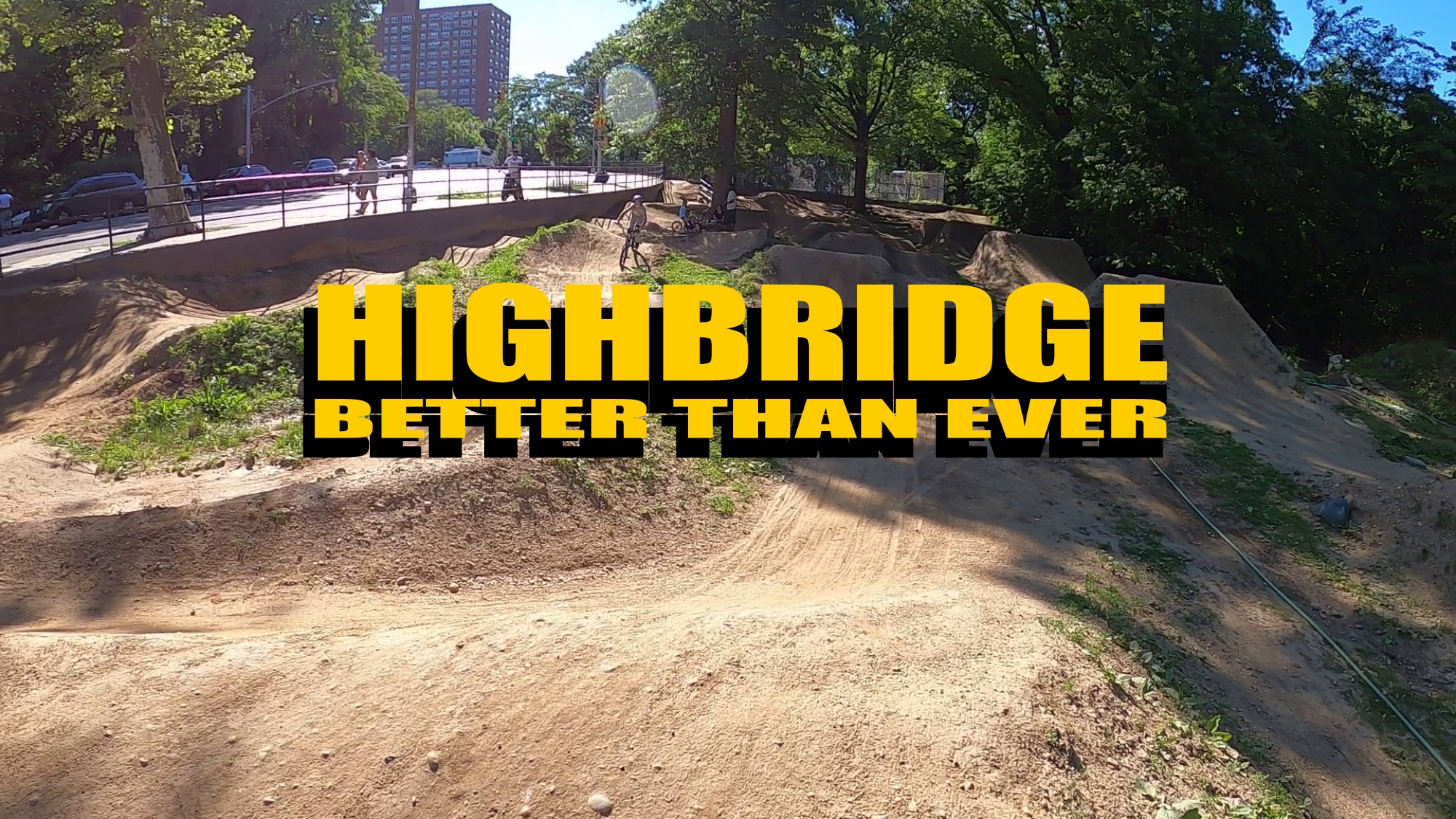 highbridge bike park nyc