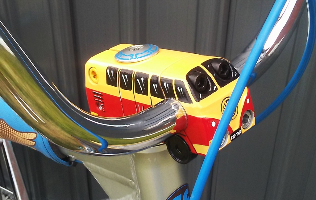 bmx stem VW Micro Bus Van