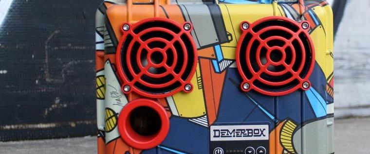 demerbox haise boombox