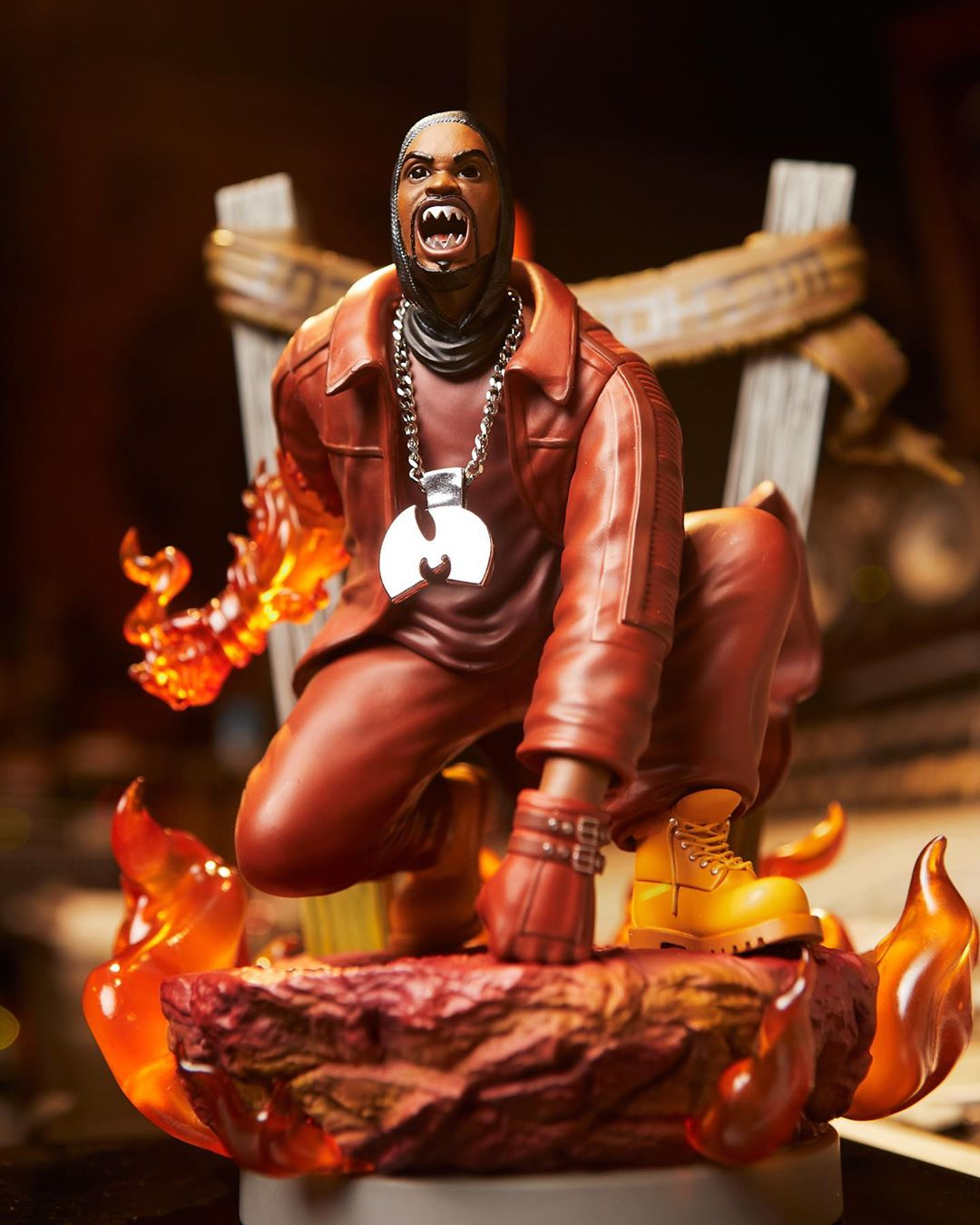 method man tical 2000 judgment day statue