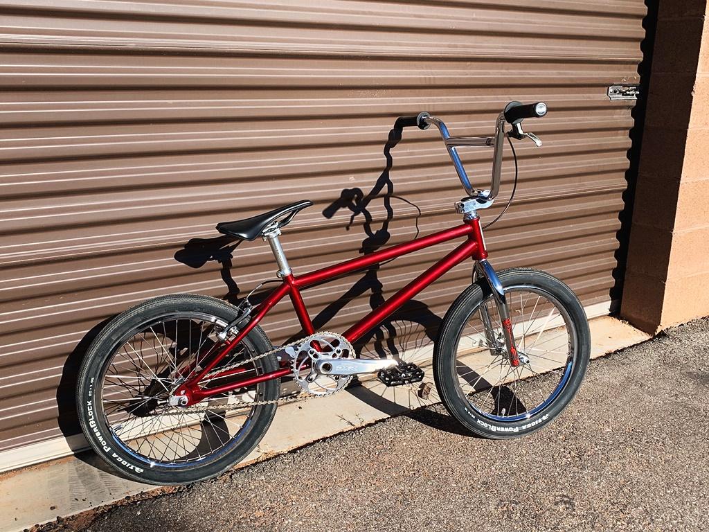 pirate bmx racing bike