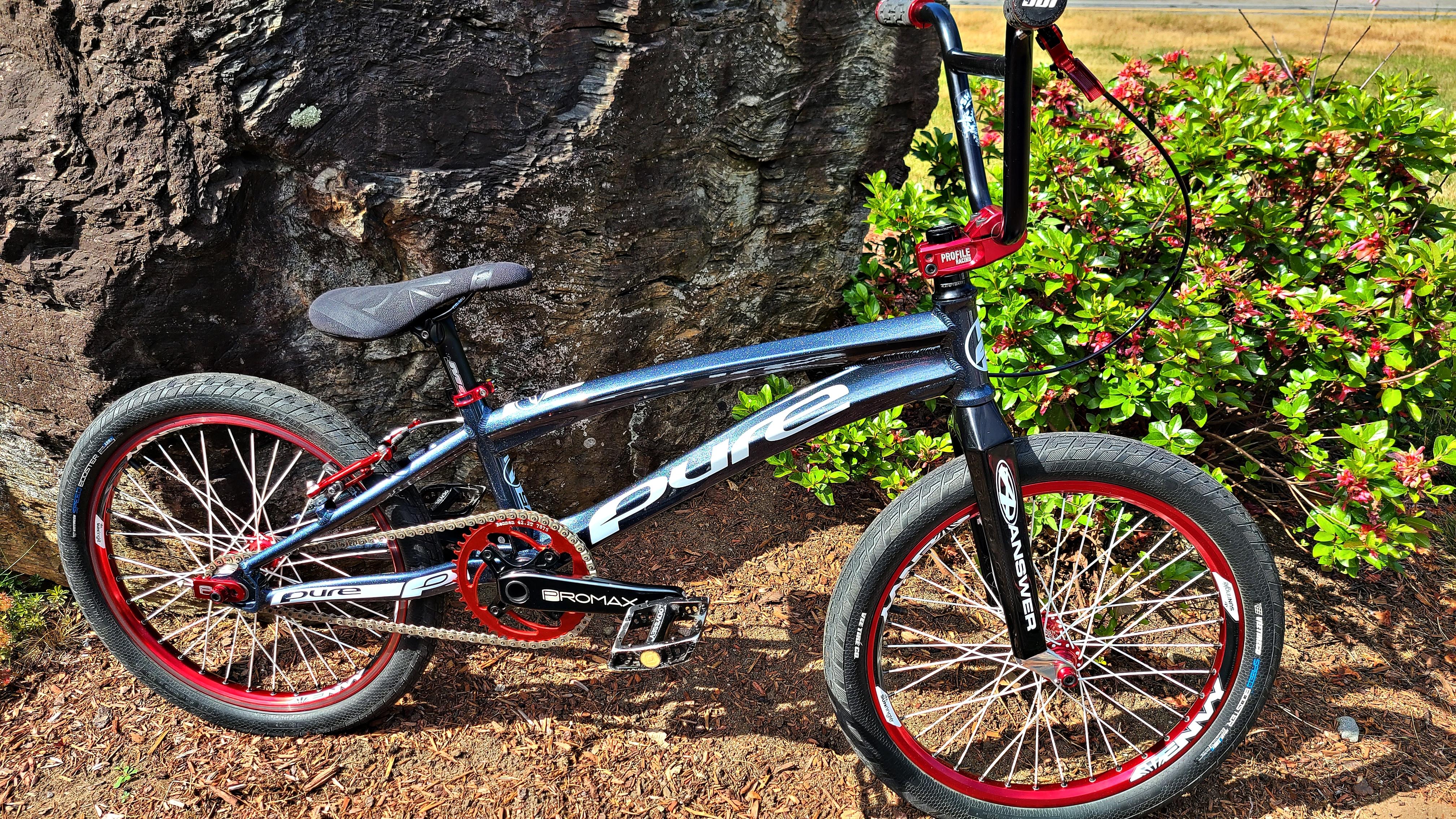 pure bmx bike