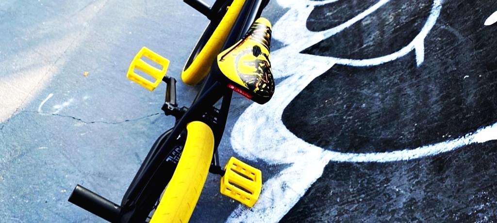 Subrosa pedals seat