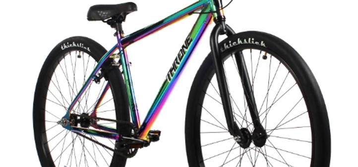 Throne cycles goon oil slick