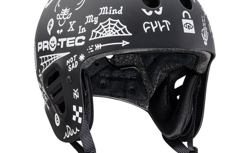 cult crew pro-tec helmet