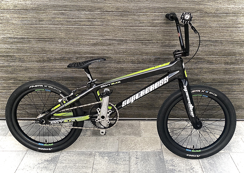 suprecross envy bmx bikes