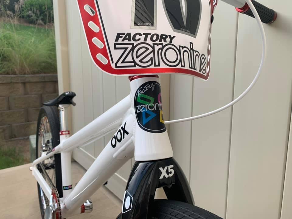 zeronine pro xxl cruiser bmx bike