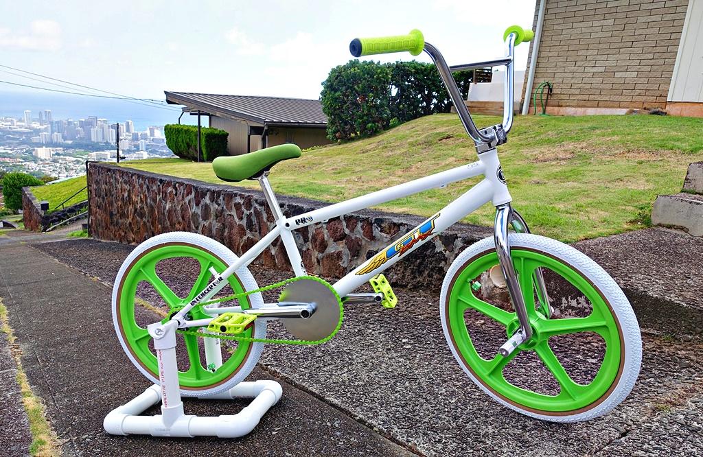 GT interceptor bmx bike