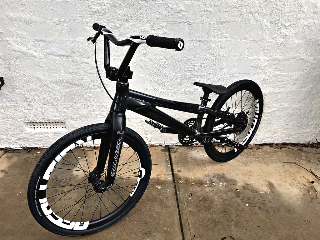 ice BMX black Pearl