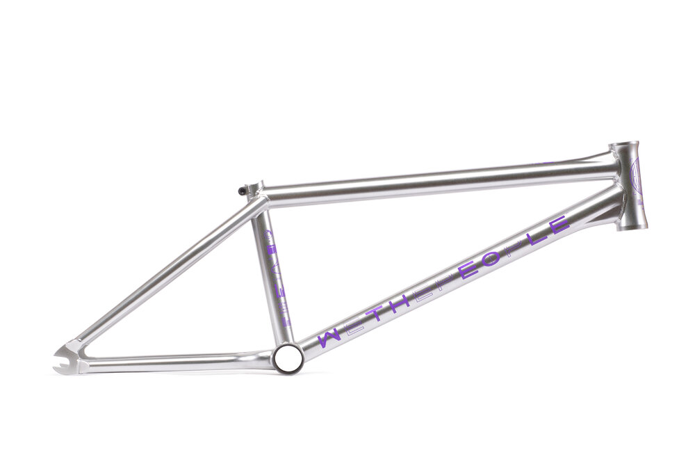 WTP Network BMX Frame