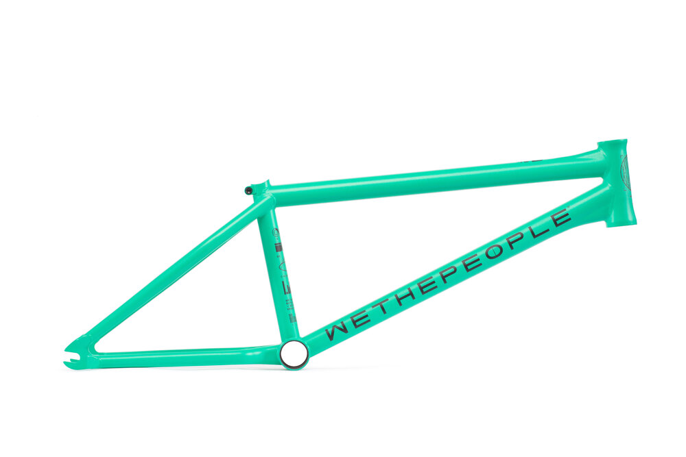 we the people baja blast bmx frame