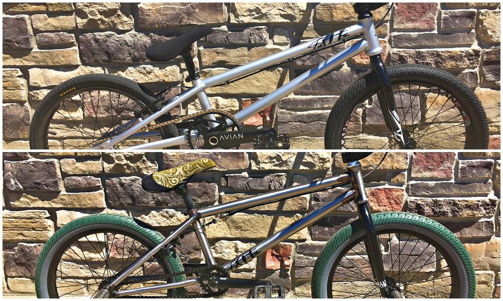 fate bmx bikes
