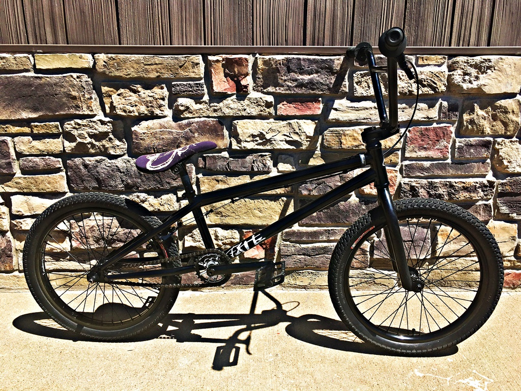 fate bmx trail bike