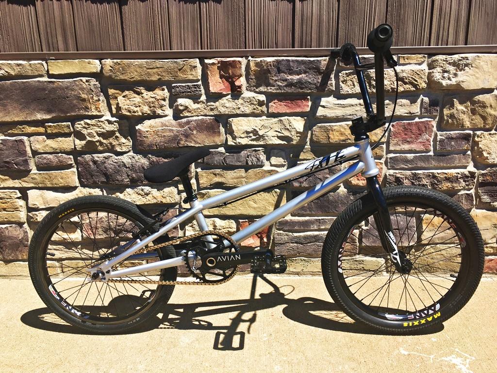 fate bmx race bike