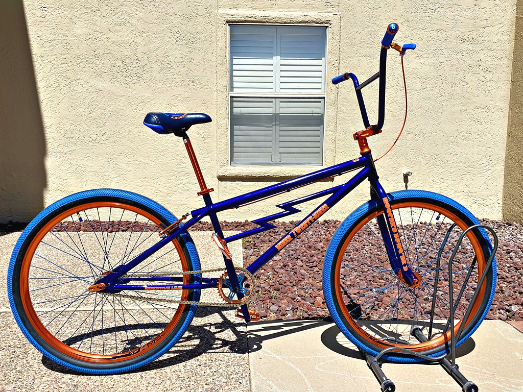 HB Custom Garage bmx bike