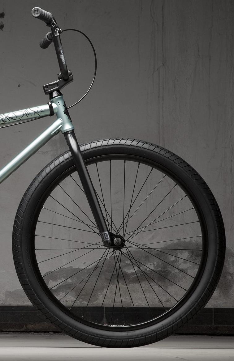 kink drifter bmx bike front