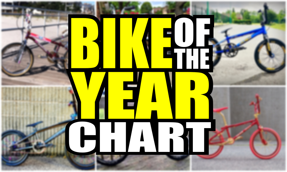 bike of the year chart