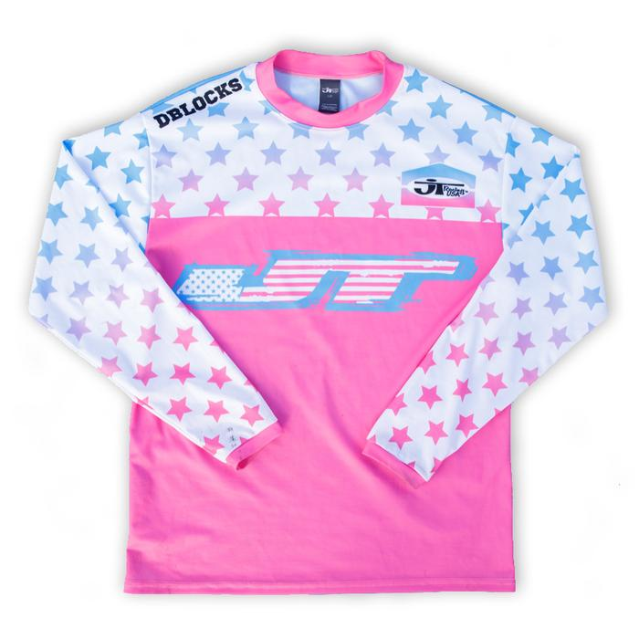 JT racing dblocks miami vice jersey