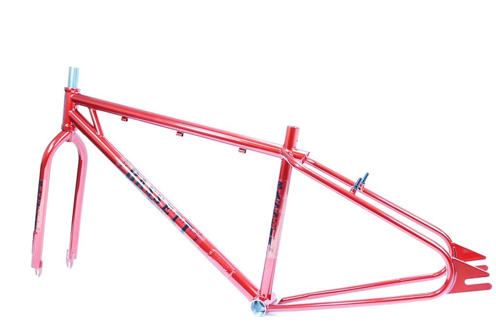 bassett bmx frame