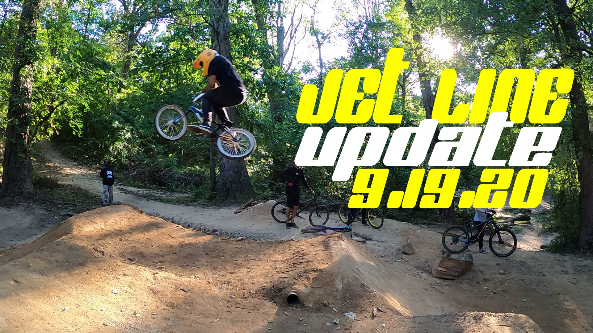 jetline dirt jumps 9.19.20 update