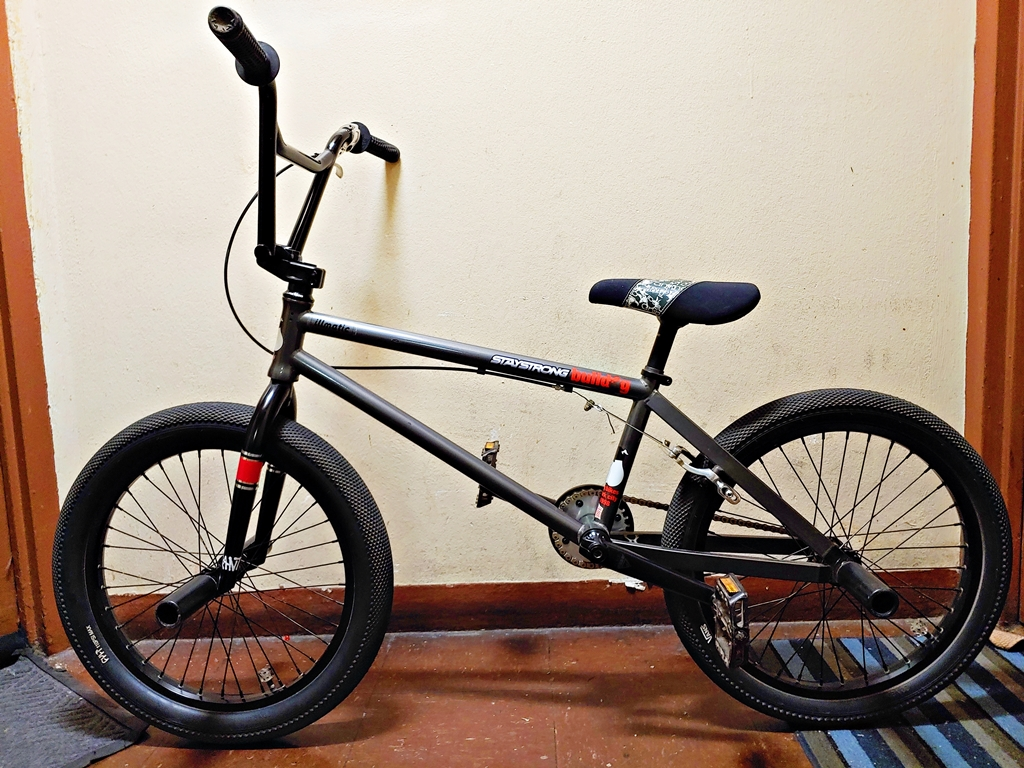 bulldog illmatic bmx bike