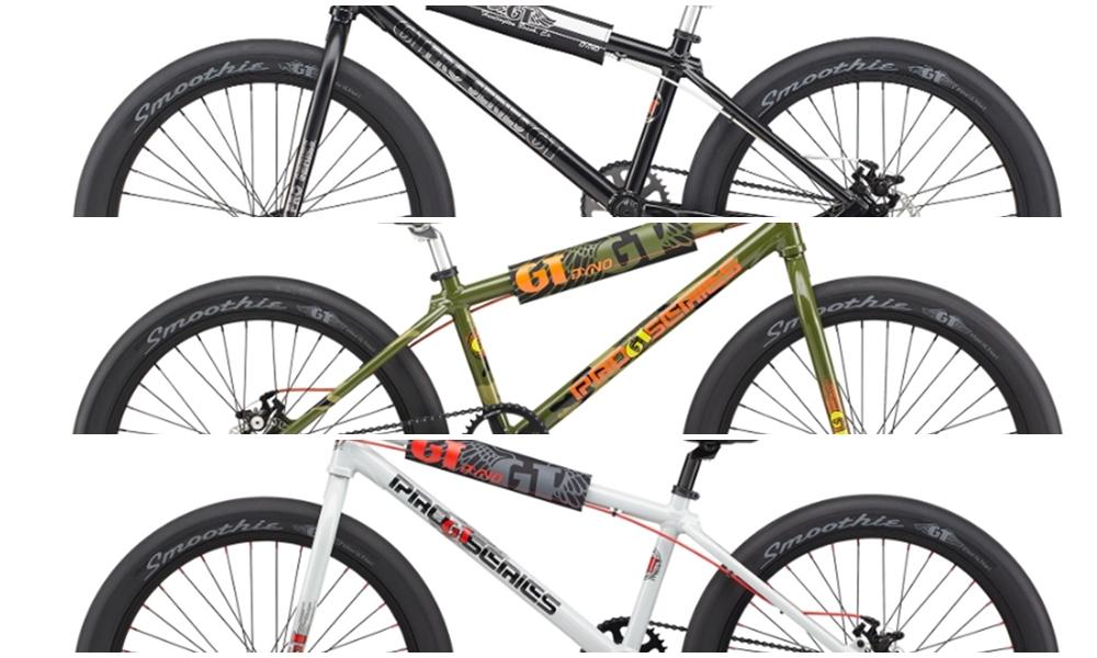gt bikes pro series bmx cruisers
