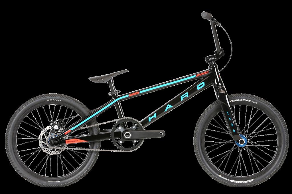 haro blackout bmx racing bike