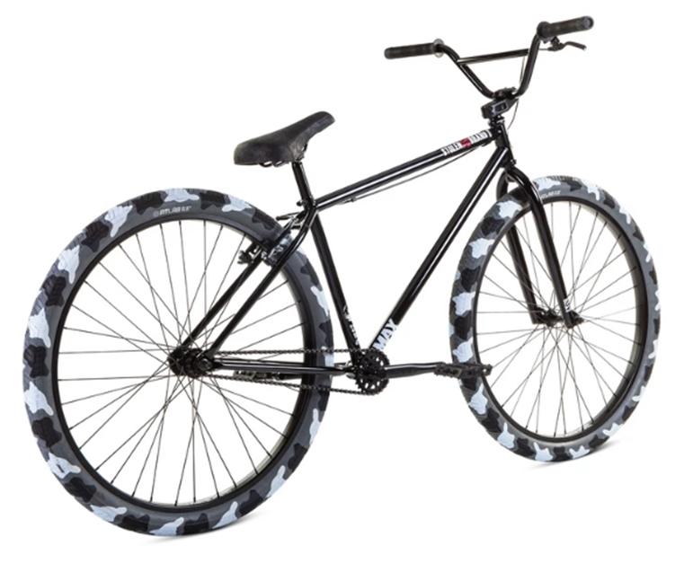 stolen brand mx 29 bmx bike