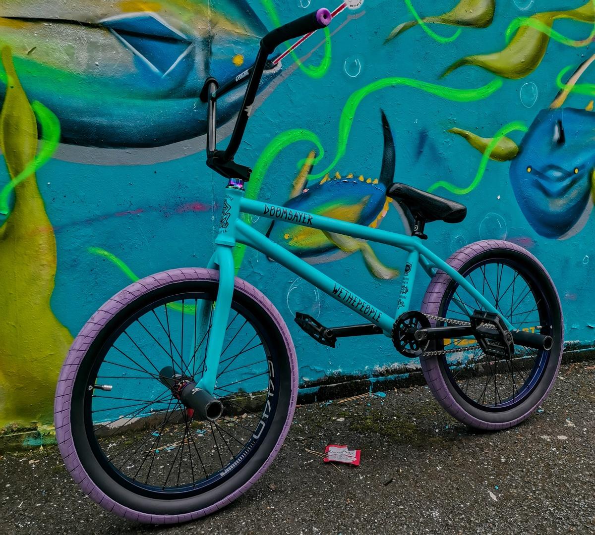 wethepeople bmx bike doomsayer